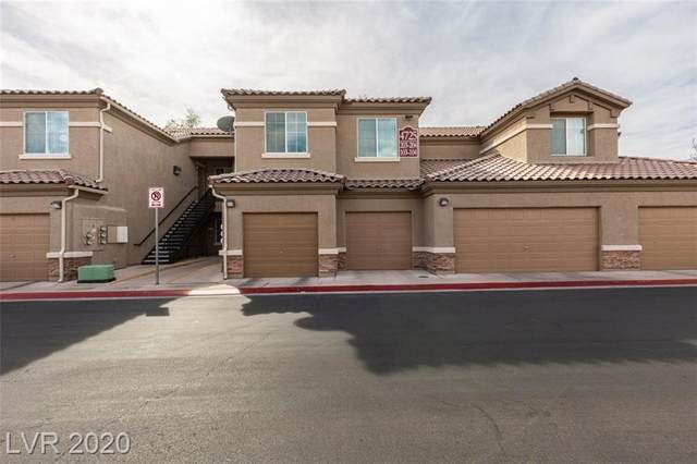 4725 Centisimo #103, North Las Vegas, NV 89084 (MLS #2174543) :: The Lindstrom Group