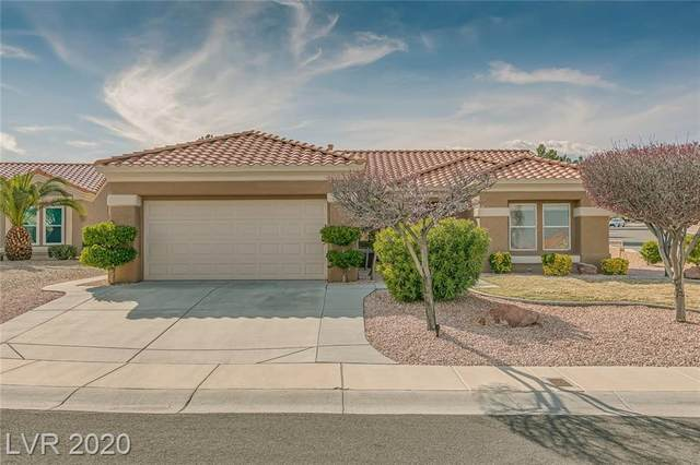 1909 Hot Oak Ridge, Las Vegas, NV 89134 (MLS #2174545) :: The Lindstrom Group
