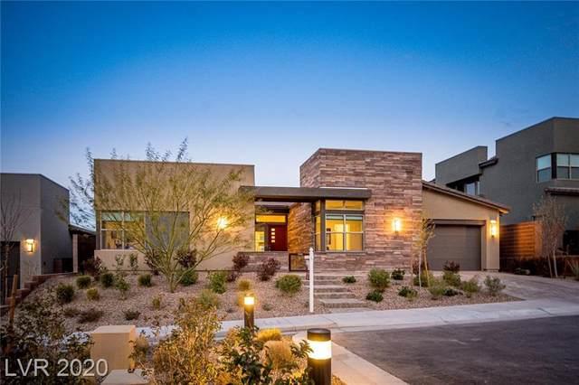 6710 Azimuth, Las Vegas, NV 89135 (MLS #2174557) :: Signature Real Estate Group