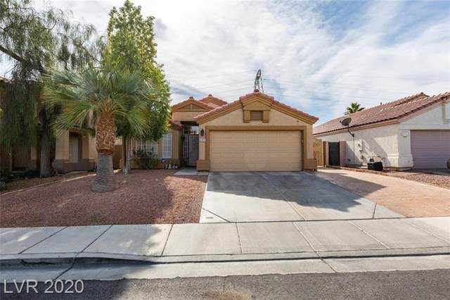 989 Ridge Path, Henderson, NV 89015 (MLS #2174569) :: The Lindstrom Group