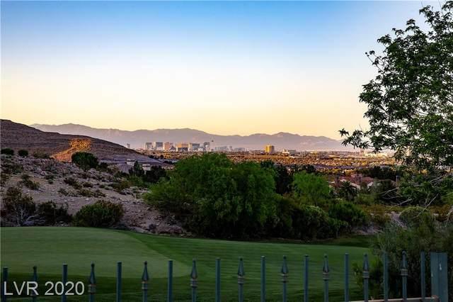 70 Golf Estates Drive, Las Vegas, NV 89141 (MLS #2174590) :: The Lindstrom Group