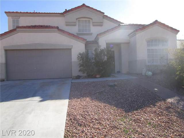 709 Dry Valley, North Las Vegas, NV 89031 (MLS #2174596) :: The Lindstrom Group