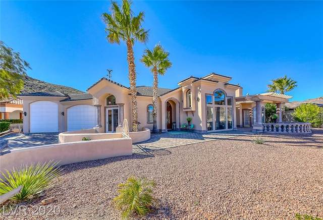 379 Turquoise Court, Boulder City, NV 89005 (MLS #2174622) :: Vestuto Realty Group