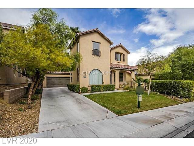 11241 Campanile, Las Vegas, NV 89141 (MLS #2174625) :: The Lindstrom Group