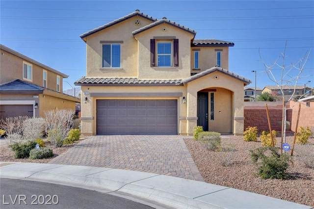 6413 Dunns River Street, Las Vegas, NV 89166 (MLS #2174628) :: Signature Real Estate Group