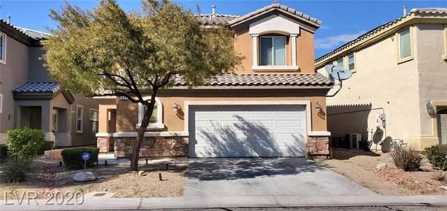 611 Newberry Springs, Las Vegas, NV 89148 (MLS #2174630) :: The Lindstrom Group