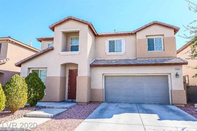 3425 Perching Bird Lane, North Las Vegas, NV 89084 (MLS #2174666) :: Signature Real Estate Group