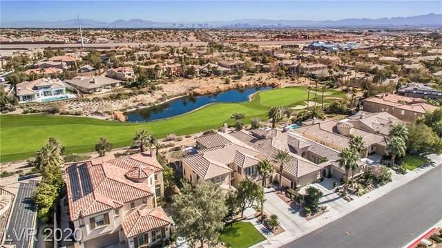 3318 Dove Run Creek Drive, Las Vegas, NV 89135 (MLS #2174671) :: Hebert Group   Realty One Group