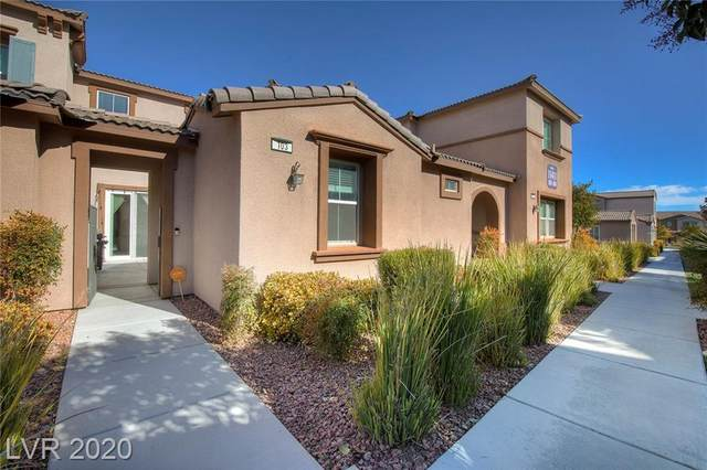 11411 Ogden Mills #103, Las Vegas, NV 89135 (MLS #2174743) :: Trish Nash Team