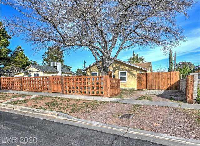 647 F Avenue, Boulder City, NV 89005 (MLS #2174787) :: Vestuto Realty Group