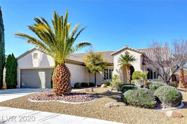 2245 Savannah River Street, Henderson, NV 89044 (MLS #2174837) :: Signature Real Estate Group
