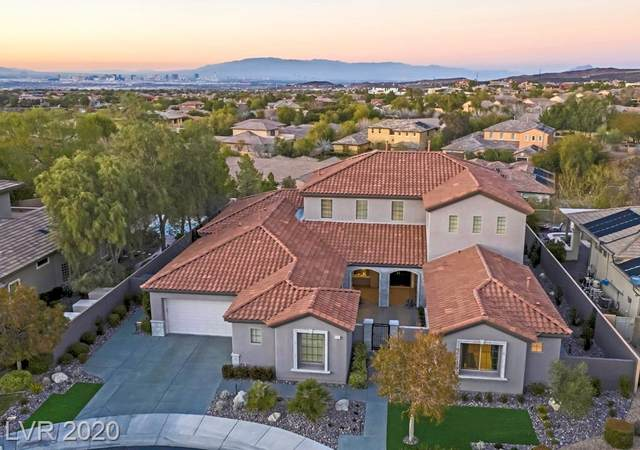 46 Hassayampa Trail, Henderson, NV 89052 (MLS #2174843) :: Helen Riley Group | Simply Vegas
