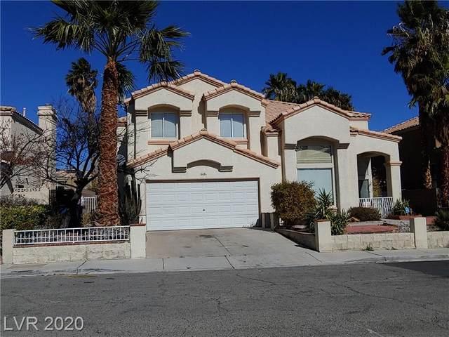 4486 Palm Grove, Las Vegas, NV 89120 (MLS #2174869) :: Trish Nash Team
