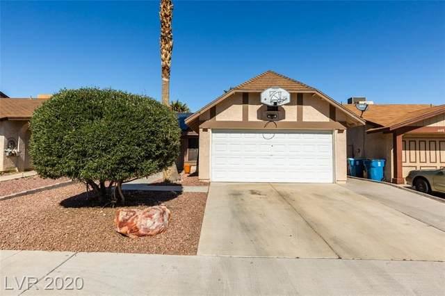 6652 Escalon Drive, Las Vegas, NV 89108 (MLS #2174881) :: Vestuto Realty Group