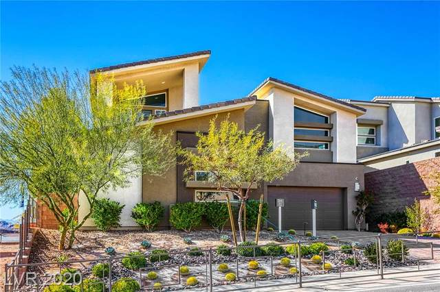 13 Vista Outlook Street, Henderson, NV 89011 (MLS #2174896) :: Helen Riley Group   Simply Vegas