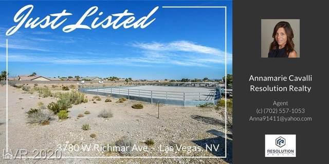 E Valley View, Las Vegas, NV 89139 (MLS #2174906) :: Trish Nash Team
