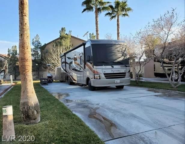 8175 Arville #185, Las Vegas, NV 89139 (MLS #2174912) :: Trish Nash Team