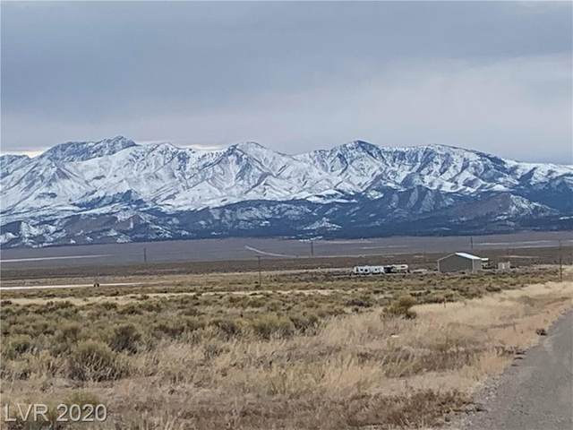 Gurley Road, Sunnyside, NV 89317 (MLS #2174920) :: The Lindstrom Group