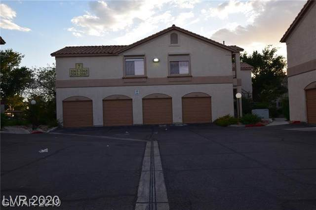 1830 Buffalo Drive #2083, Las Vegas, NV 89128 (MLS #2174922) :: Signature Real Estate Group
