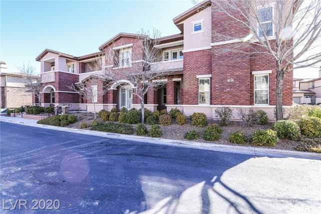 11280 Granite Ridge #1063, Las Vegas, NV 89135 (MLS #2174934) :: Trish Nash Team
