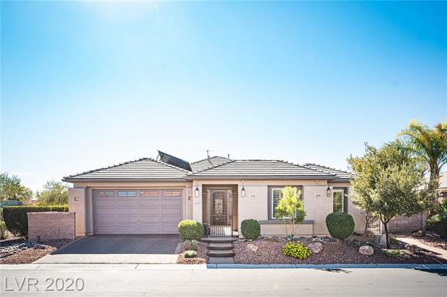 7153 Lansbrook, Las Vegas, NV 89131 (MLS #2175000) :: Signature Real Estate Group