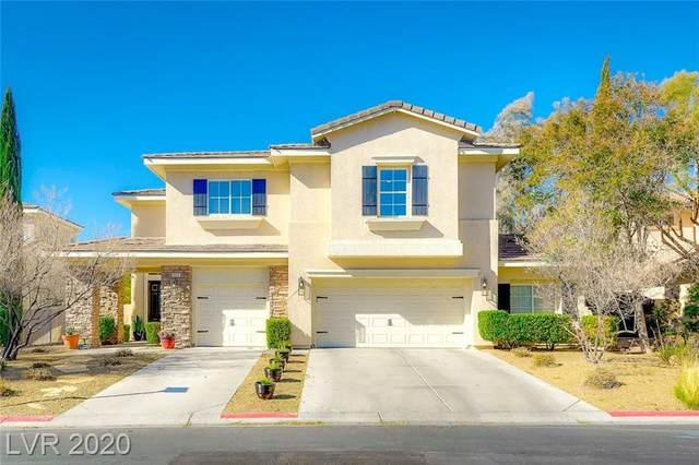 1117 Sable Mist Court, Las Vegas, NV 89144 (MLS #2175009) :: Signature Real Estate Group