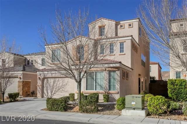 6775 Thalia River Street, Las Vegas, NV 89148 (MLS #2175014) :: Helen Riley Group | Simply Vegas