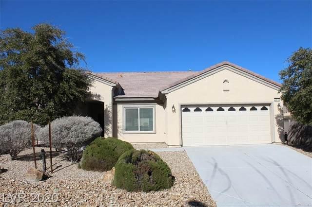 2910 Gander Court, North Las Vegas, NV 89084 (MLS #2175017) :: Signature Real Estate Group