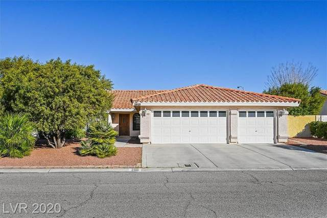 2910 Sean Darin Circle, Las Vegas, NV 89146 (MLS #2175030) :: Signature Real Estate Group