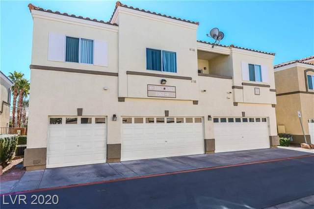 6170 Sahara Avenue #1061, Las Vegas, NV 89142 (MLS #2175039) :: The Shear Team