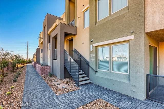 11270 Hidden Peak Avenue #209, Las Vegas, NV 89135 (MLS #2175049) :: Hebert Group   Realty One Group