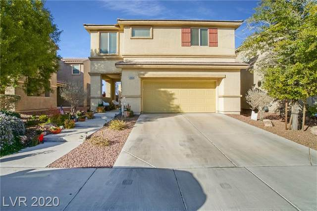 4464 Penguin Avenue, North Las Vegas, NV 89084 (MLS #2175053) :: Signature Real Estate Group