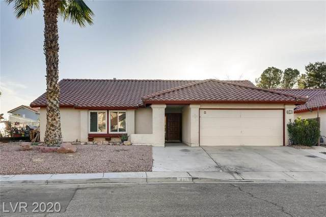681 Round Table Drive, Las Vegas, NV 89110 (MLS #2175077) :: Performance Realty