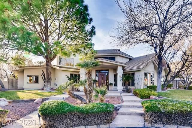 9995 El Campo Grande Avenue, Las Vegas, NV 89149 (MLS #2175093) :: The Lindstrom Group