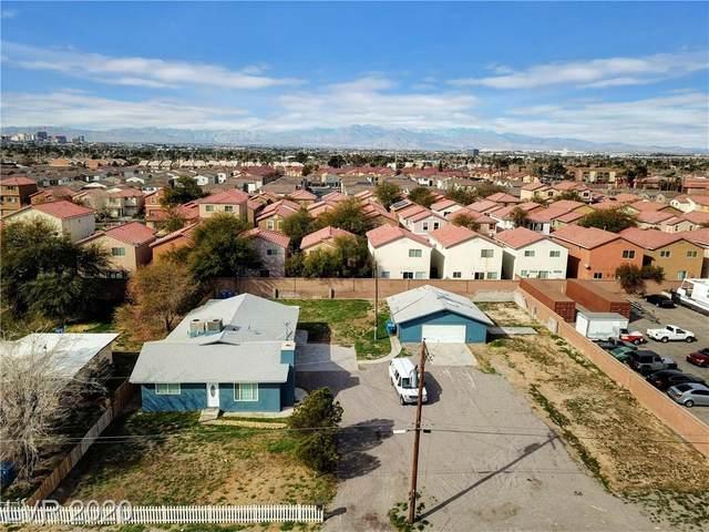 1925 Stevens, Las Vegas, NV 89115 (MLS #2175099) :: Signature Real Estate Group