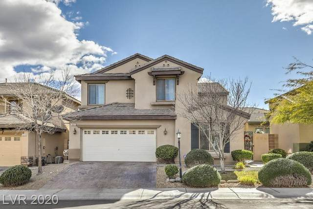 9037 Wolf Dancer, Las Vegas, NV 89143 (MLS #2175103) :: Signature Real Estate Group
