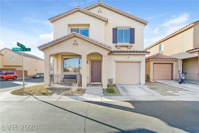6779 Nickel Mine, Las Vegas, NV 89122 (MLS #2175127) :: Signature Real Estate Group