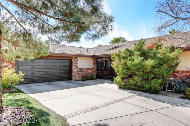 3215 Rosanna, Las Vegas, NV 89117 (MLS #2175128) :: Signature Real Estate Group
