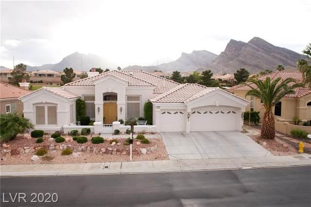 2305 Lauren Drive, Las Vegas, NV 89134 (MLS #2175149) :: Signature Real Estate Group