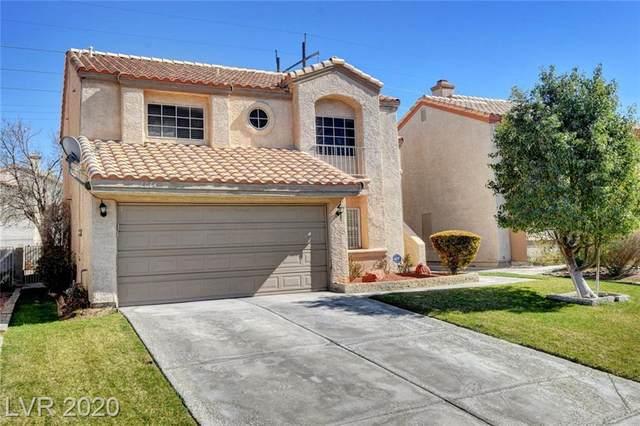 2774 Pavero, Las Vegas, NV 89142 (MLS #2175185) :: Signature Real Estate Group