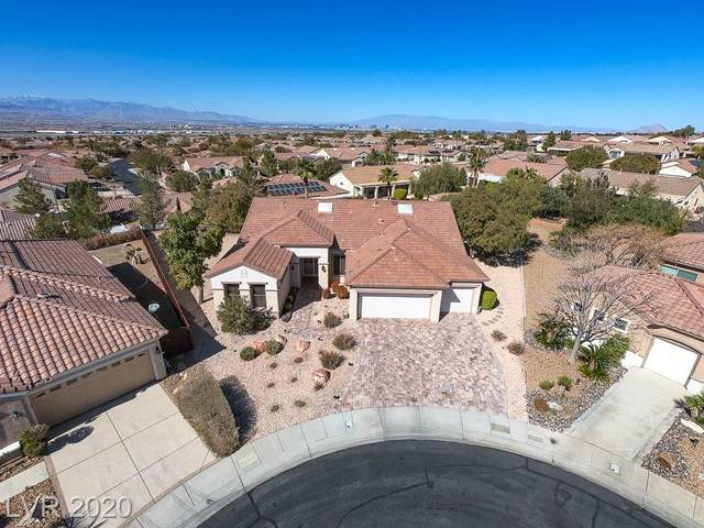 2173 Magnolia Pond Court, Henderson, NV 89052 (MLS #2175198) :: Helen Riley Group | Simply Vegas