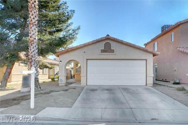 5343 Summertime, Las Vegas, NV 89142 (MLS #2175214) :: Signature Real Estate Group