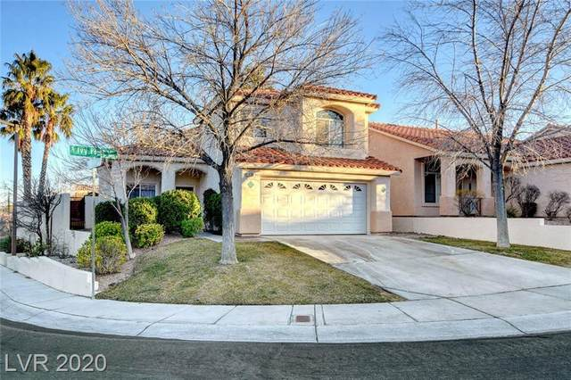 1936 Ivy Point, Las Vegas, NV 89134 (MLS #2175223) :: Signature Real Estate Group