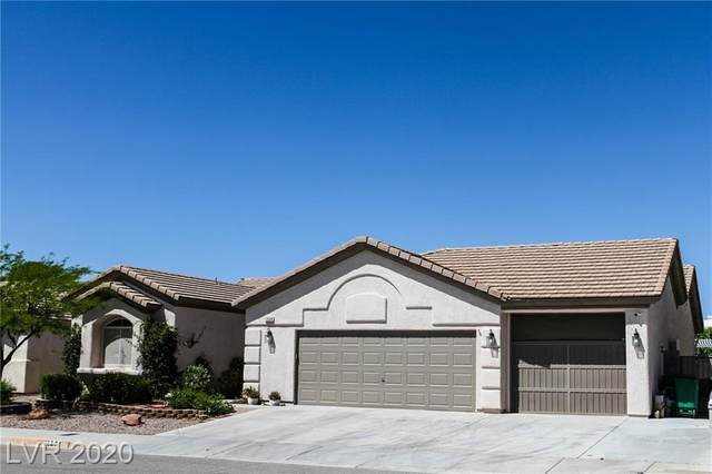 1308 Dreamcatcher Drive, Boulder City, NV 89005 (MLS #2175241) :: Vestuto Realty Group