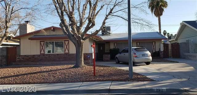 2912 Millie, Las Vegas, NV 89101 (MLS #2175258) :: Signature Real Estate Group