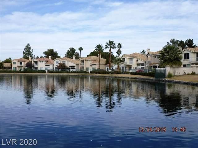 3150 Soft Breezes Drive #2215, Las Vegas, NV 89128 (MLS #2175260) :: Billy OKeefe | Berkshire Hathaway HomeServices