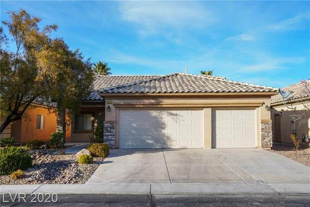 88 Cora Hills Court, Las Vegas, NV 89148 (MLS #2175271) :: Signature Real Estate Group