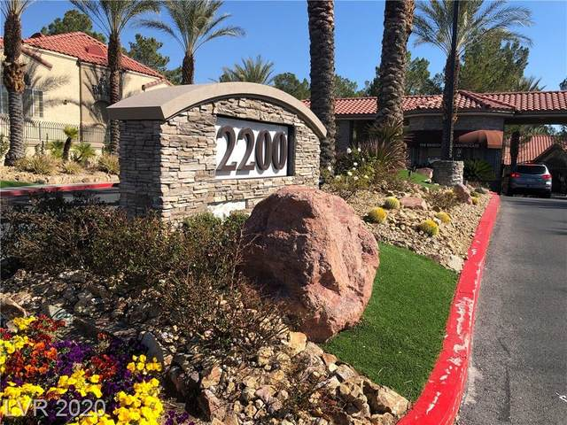 2200 Fort Apache #2249, Las Vegas, NV 89117 (MLS #2175318) :: Signature Real Estate Group