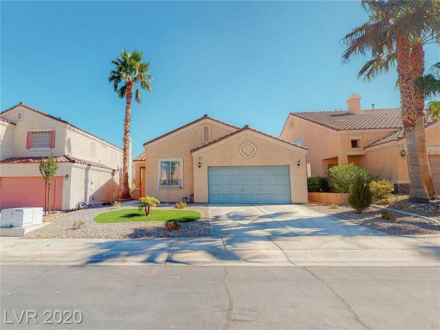260 Camino Viejo Street, Henderson, NV 89012 (MLS #2175332) :: Signature Real Estate Group
