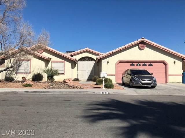4038 E New York Avenue, Las Vegas, NV 89104 (MLS #2175335) :: Signature Real Estate Group